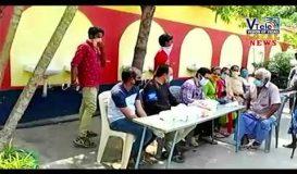Surya Helpin Hands event in vtele