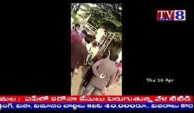 Surya Helping Hands Medical Camp @ Subbalakshmi Kalyana Mandapam in TV8 NEWS.